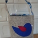 Cute kids bird bag for little treasures