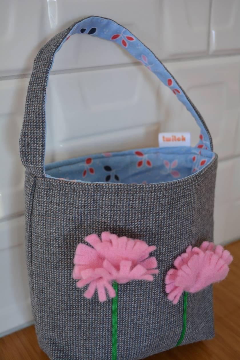 Cute kids bag for litlle treasures