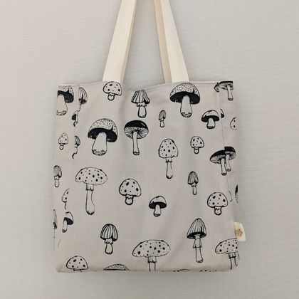 Tote bag Reusable Cotton