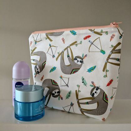 Drawstring Backpack Small Kids Size Bag With Pocket Felt