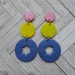 Sorbet Earrings (Blueberry)
