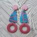 Space Disco Earrings