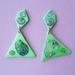 Droplet Earrings (triangle)