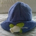 Mouse Hat - Hand Knitted -Wool