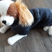 Dog Coat - Hand knitted - Wool