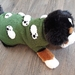 Sheep Dog Coat - Wool - Hand knitted