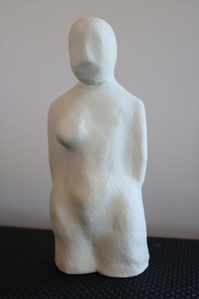 Breast Cancer Survivor Sculpture