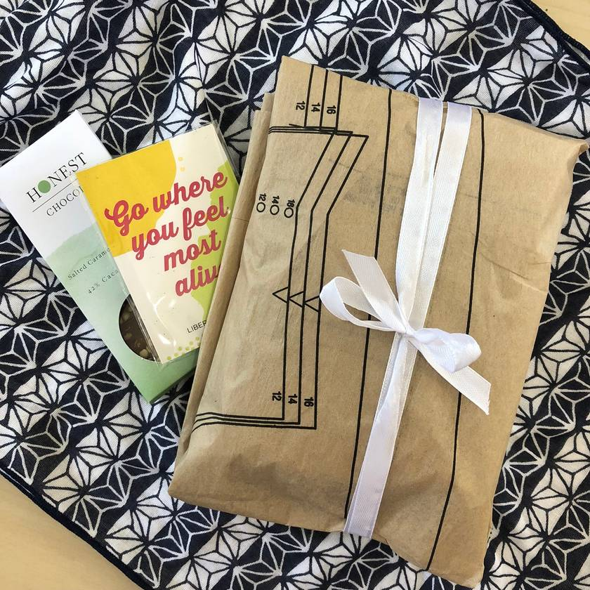 Self-Care Gift Package - 3 layers