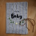 Health book holder personalized