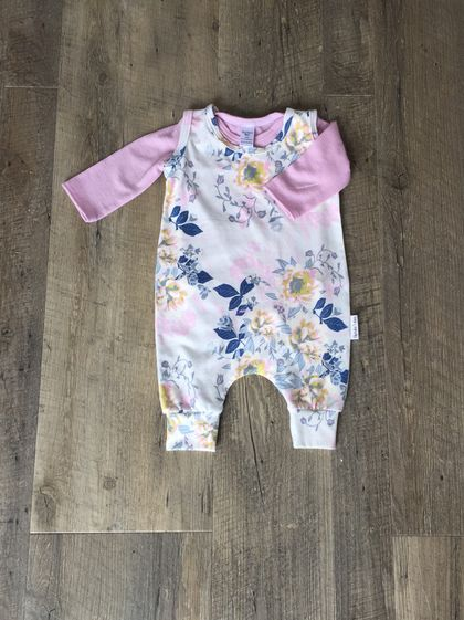 Merino bodysuit and romper outfit