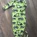Organic Cotton Baby boy sleep gown
