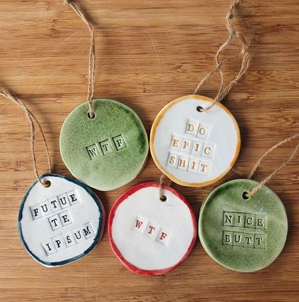 SALE - Gift Tags