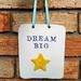 'Dream Big' Plaque