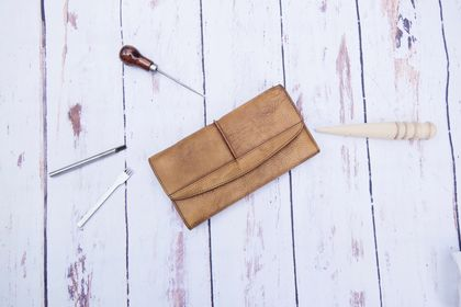 Handmade Genuine Leather Wallet