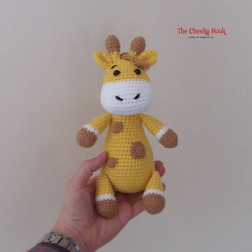 Geoffrey the Giraffe – Amigurumi Crochet Pattern     840x840