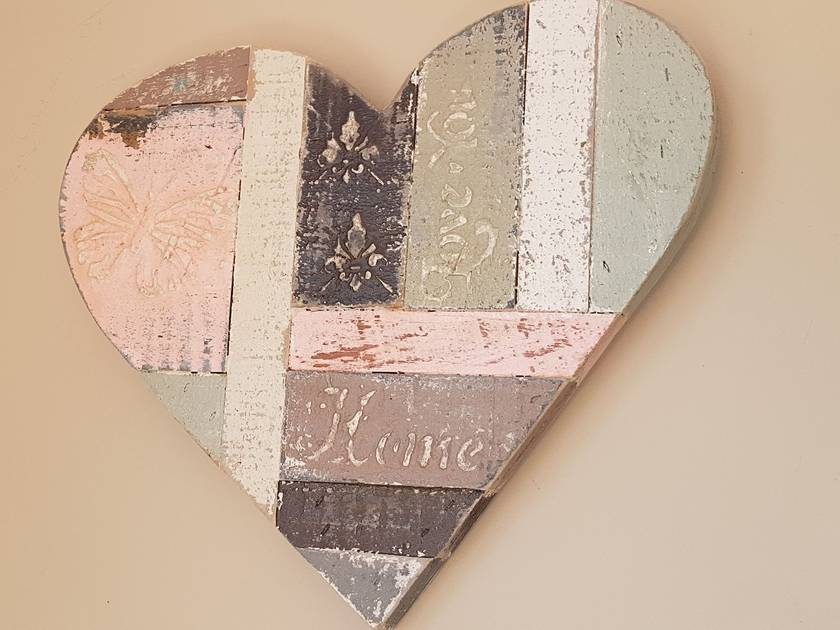 HeART hangings -Medium