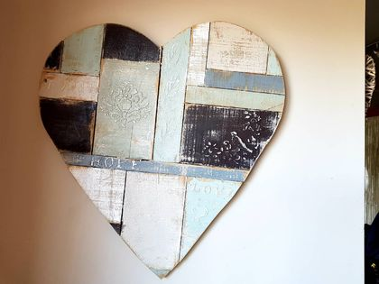 HeART Hangings-LARGE
