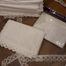 Lace Edged Net Food Cover/Throwover