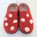 Wild mushroom slippers - Women's size 6-12