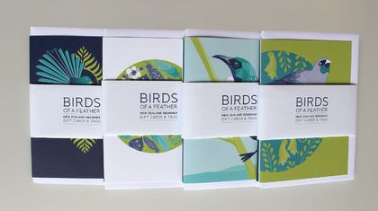 Birds of a Feather Gift Card Pack