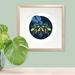 Framed Fantail Signed Print