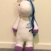 Juney the Unicorn Dolly