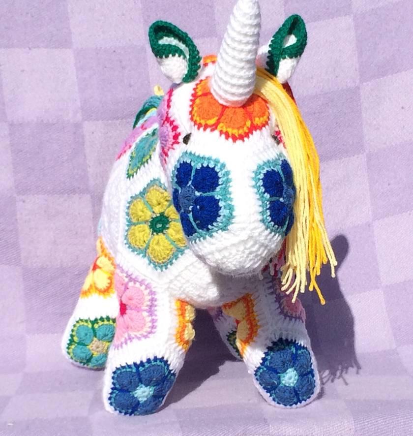 Maimee the Rainbow Unicorn