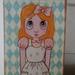 Mini Alice in Wonderland Canvas