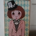 Wonderland Mad Hatter Canvas