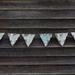 Corrugated Iron Bunting