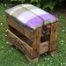 Unique Kiwi Swappa Crate Seat / Footrest