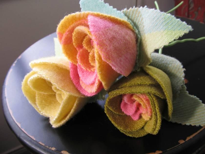 Blooming Blankets