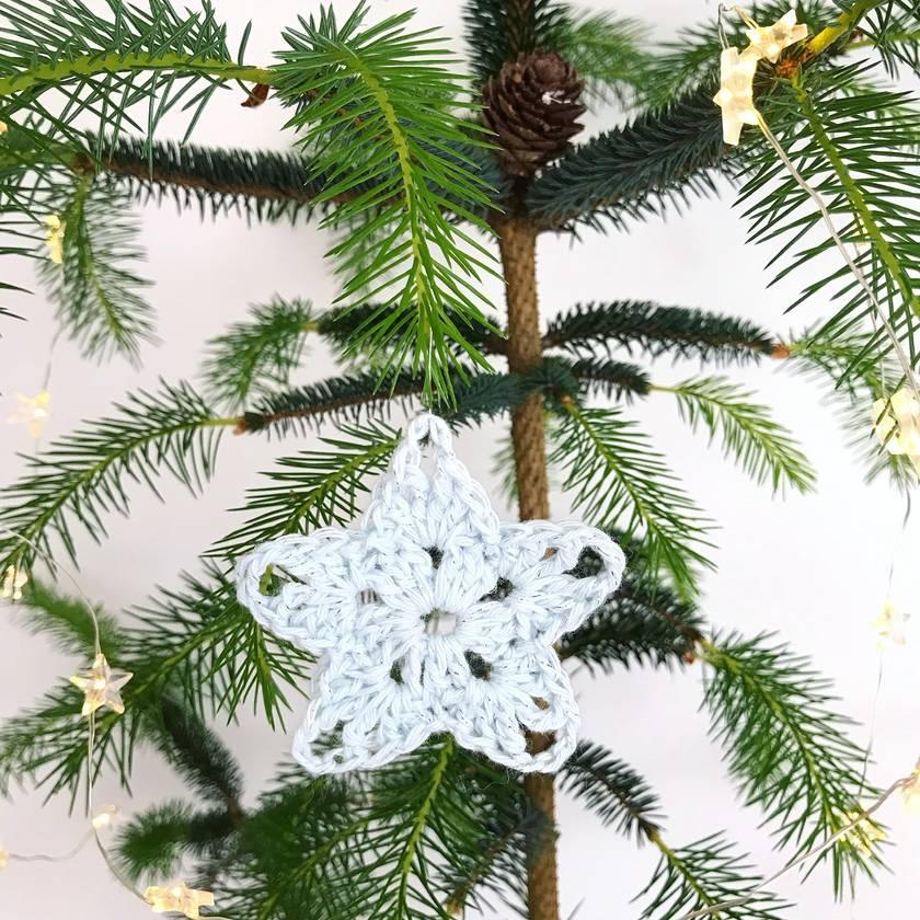 Christmas Stars - Set of 5