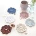 Coastal Cotton Coasters - Set of 6