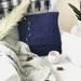 Luxury Merino/Alpaca Cushion Cover - Dark Denim