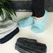 Virgin Wool/Acrylic Cloud Slippers - Women's