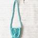 Boho Tassel Cross Body Bag - Child