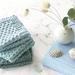 Dishcloths/Facecloths - Sea Shades - Set of 3