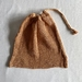 Cotton Produce Bag- Clay