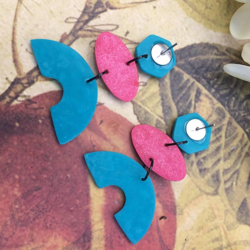 Soho Dangles - Handmade in New Zealand