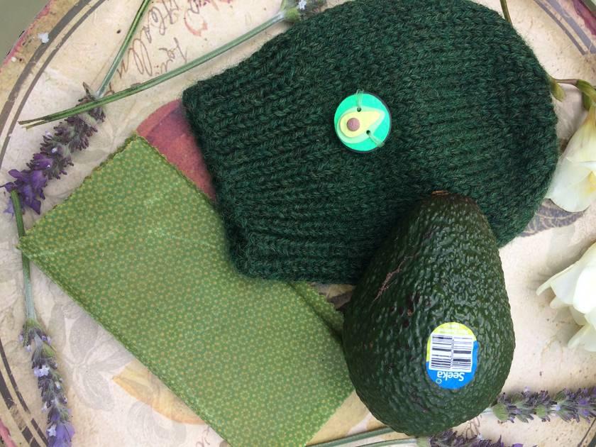 AVOCADO RIPENER & BEESWAX WRAP - Handmade In NZ
