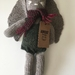 Hand Knitted Rabbit Bunny Hugo