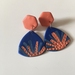 Polymer Clay - Pacific Dangles - Handmade in New Zealand
