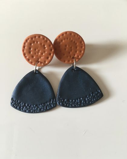 Polymer Clay - B&G Dangles - Handmade in New Zealand