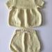 Sale - Smock Dress & Pilchers - Extra Fine Merino & Cashm