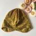 Sale - Hand Knitted Peruvian Alpaca Helmet Hat - Toddler