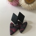 Polymer Clay - Mulled Wine Dangles - Handmade in New Zealand