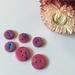 Polymer Clay Buttons - Handmade In NZ