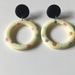 Polymer Clay - Simple Spots - Circle Dangles - Handmade in NZ