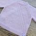 Girls NZ Merino Wrap Cardigan